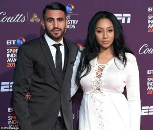 Anthony Joshua Denies Love Affair With Riyad Mahrez Wife ...