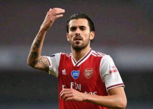 Arsenal Dani Ceballos