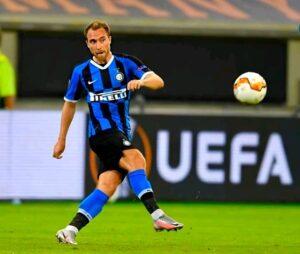 Tottenham Inter Milan Eriksen