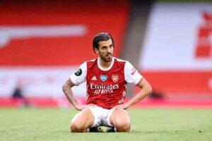 Dani Ceballos Arsenal Madrid