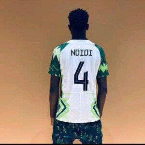Nigeria national team kits