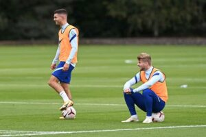 Pulisic Timo Werner Chelsea