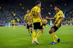 Dortmund goal