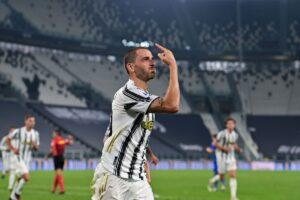 Bonucci Juventus Sampdoria