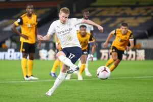 Wolves Manchester City De Bruyne