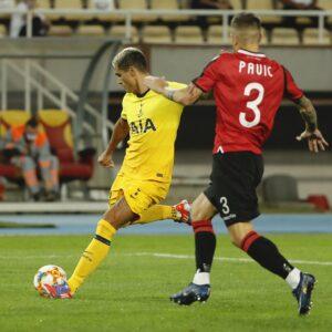 Lamela goal Tottenham