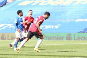 Beuno Fernandes Brighton Man United
