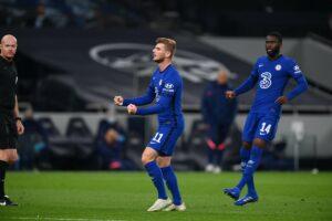 Tottenham Chelsea Timo Werner go
