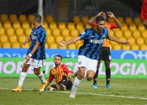 Benevento Inter Milan