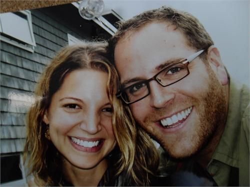 Josh Gates Wife