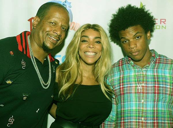Kevin Hunter Wendy Williams