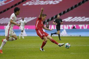 Bayern Munich Eintracht Frankfurt