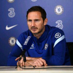 Chelsea Frank Lampard