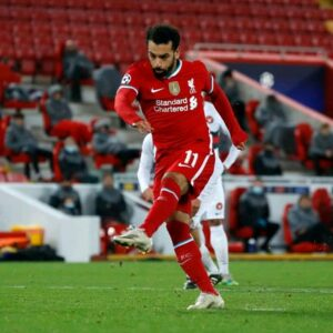 Liverpool FT: Liverpool 2-0 Midtjylland, Diogo Jota And Mo Salah STRIKES! (Match Highlight)