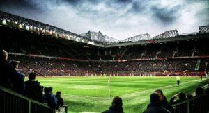 Man United Stadium