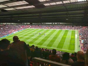 Man United Old Trafford Stadium