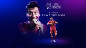 Lewandowski Best player