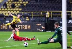 Borussia Dortmund Freiburg
