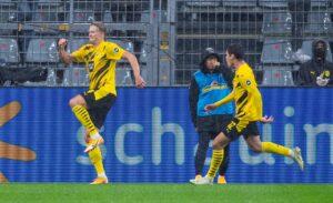 Haaland Dortmund Freiburg