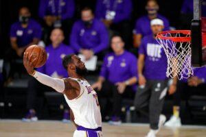 LA Lakers Miami Heat Lebron