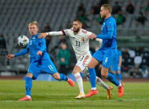 Iceland Belgium