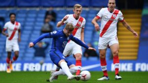 Chelsea Southampton Timo Werner