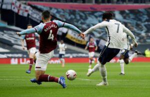 Tottenham West Ham United
