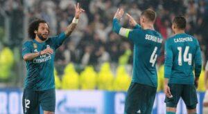 Sergio Ramos Juventus Real Madrid PSG