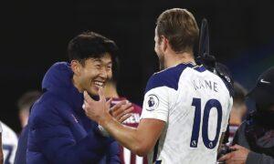 Burnley Tottenham