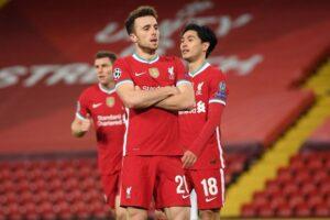 FT: Liverpool 2-0 Midtjylland, Diogo Jota And Mo Salah STRIKES! (Match Highlight)