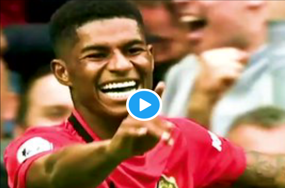 Rashford Hat-trick