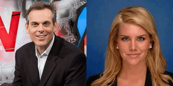 Colin Cowherd And Kimberly