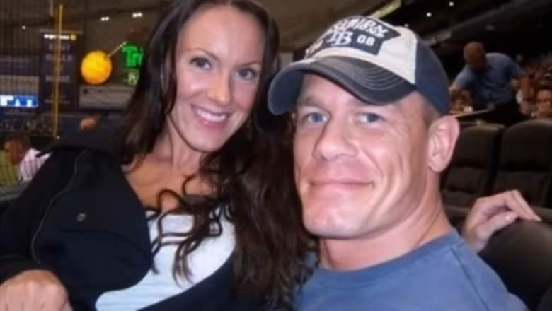 Elizabeth Huberdeau John Cena