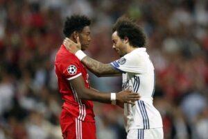 David Alaba Real Madrid