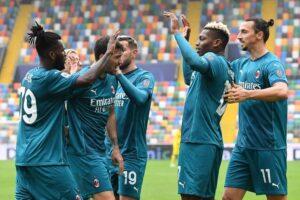 Udinese AC Milan