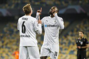 Shakhtar 0-6 Moenchengladbach