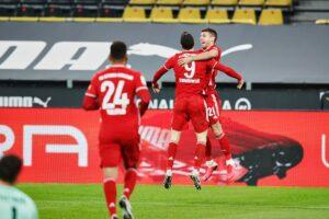 Bayern Munich Borussia Dortmund