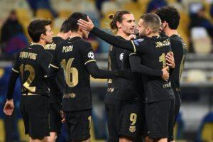 Dynamo Kyiv Barcelona