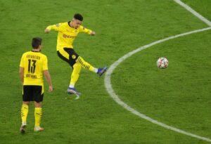 Borussia Dortmund Club Brugge Sancho