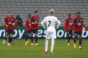 Lille AC Milan