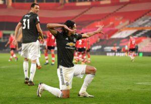 Southampton Man United