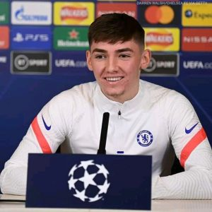 Billy Gilmour Rangers