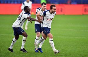 Crystal Palace Tottenham