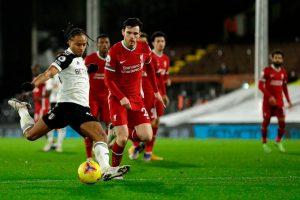 Fulham Liverpool