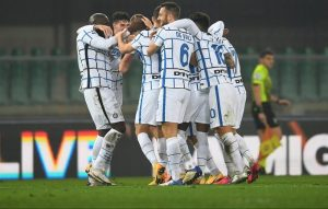 Hellas Verona Inter Milan