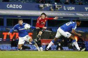 Everton Man United