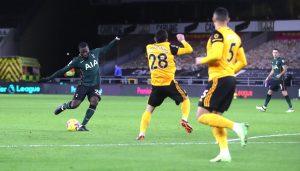Wolves Tottenham