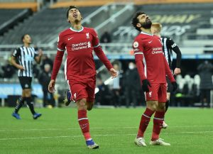 Newcastle United Liverpool