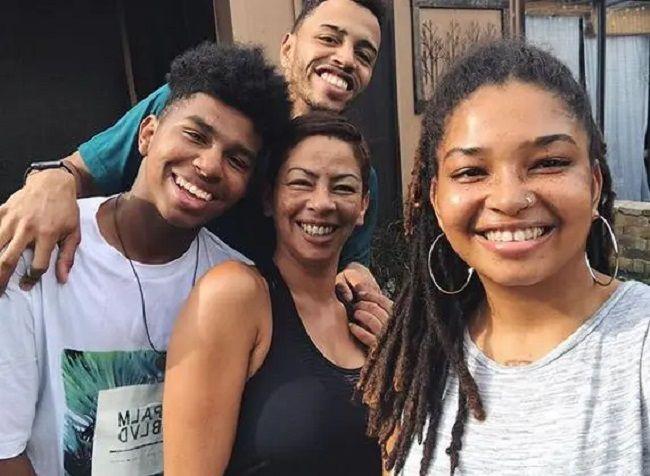 Tanita Strahan Family