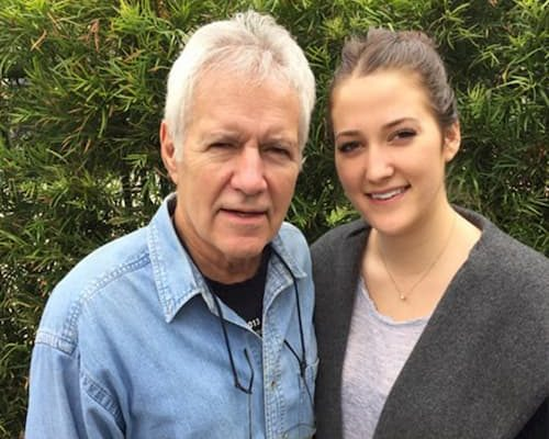 Alex Trebek Daughter
